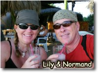 Lily & Normand